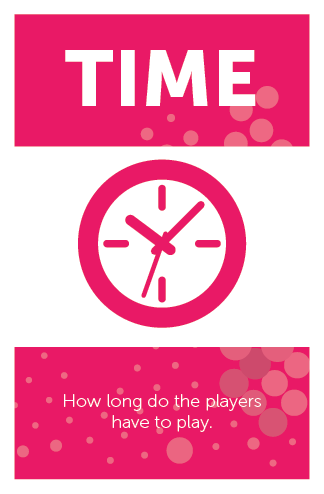 #Gamemechanics – Time Category