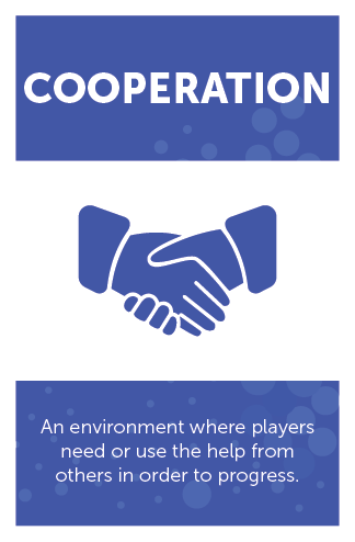 #GameMechanics – Cooperation Category