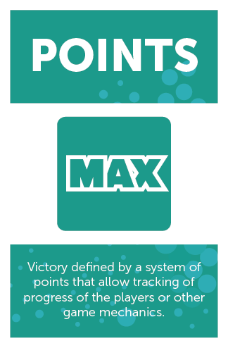 #GameMechanics – Points Category