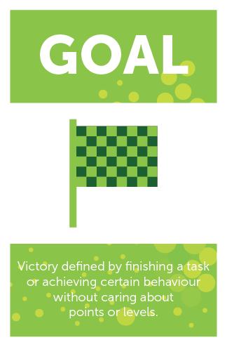 #GameMechanics – Goal Category