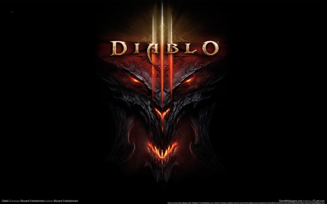 Learning from games – Diablo III