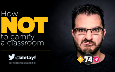 How not to gamify a classroom – Explained